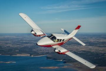 N4833T air to air 3